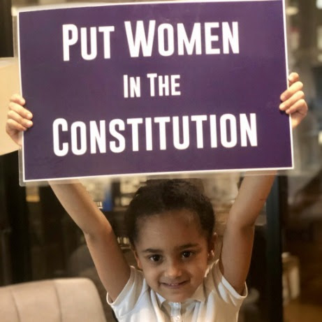 Tell Congress to VOTE for the ERA time limitremoval!