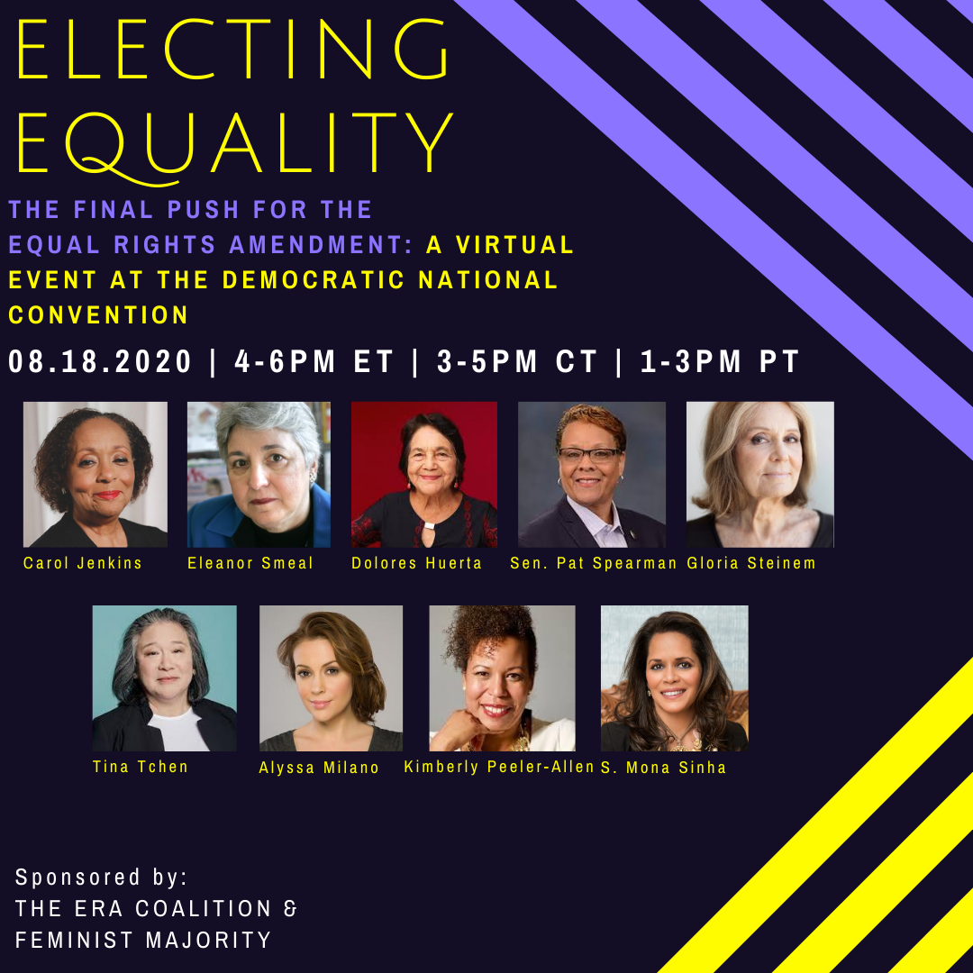 Electing Equality: The Final Push for theERA