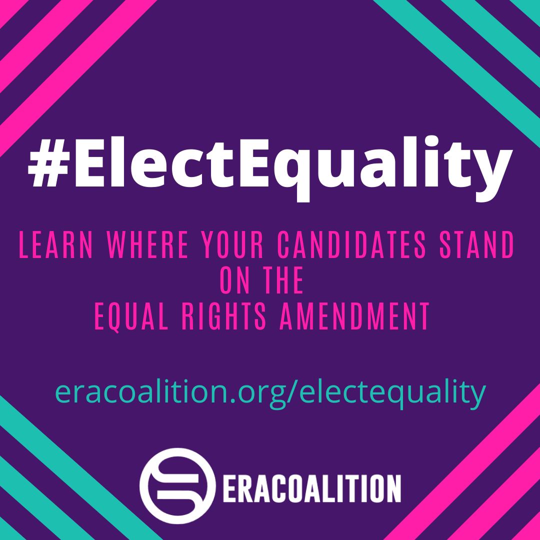 Elect Equality: Press Release September 15, 2020