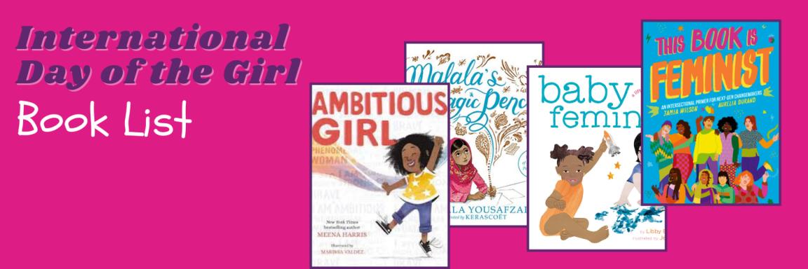 International Day of the Girl BookList